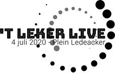 3 juli 2021 – 't Leker Live!  Dorpsfeest