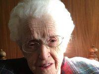 Maria Albertha Bardoel overleden