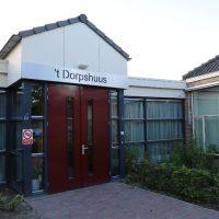 Dorpshuus weer open