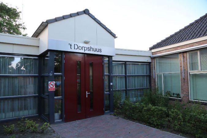 Dorpshuus entree Ledeacker