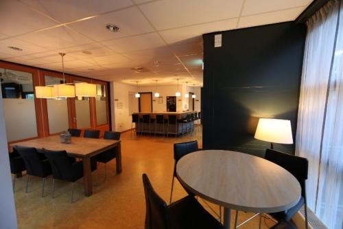 Foyer, 't Dorpshuus Ledeacker