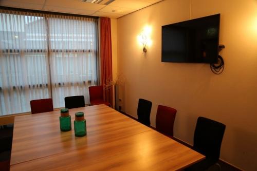 Vergaderzaal ruimte in 't Dorpshuus