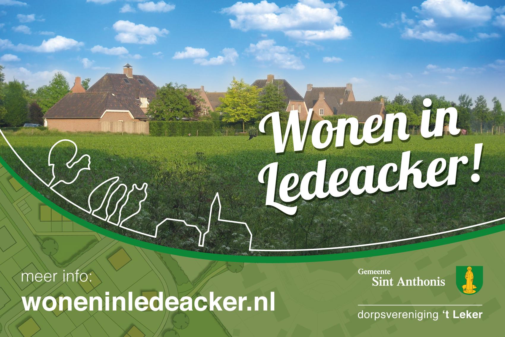 Wonen in Ledeacker
