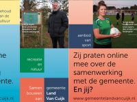 Enquête gemeente Land van Cuijk