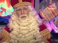 Een groet van Sinterklaas