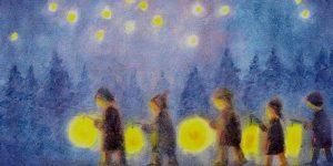 18 december – lichtjesoptocht